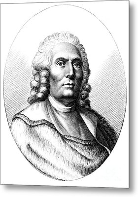 Jean Astruc, French Professor Metal Print by Science Source