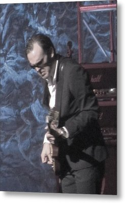 Joe Bonamassa Metal Print by Todd Sherlock