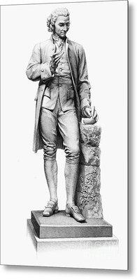 Joseph Priestley (1733-1804) Metal Print by Granger