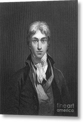 Joseph Turner (1775-1851) Metal Print by Granger