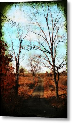 Journey To The Past Metal Print by Bill Cannon
