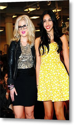 Kelly Osbourne, Lourdes Leon Metal Print by Everett