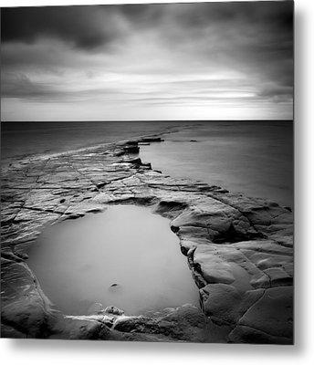 Kimmerdige Bay Metal Print by Nina Papiorek