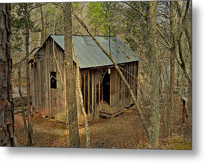 Klepzig Mill 3 Metal Print by Marty Koch