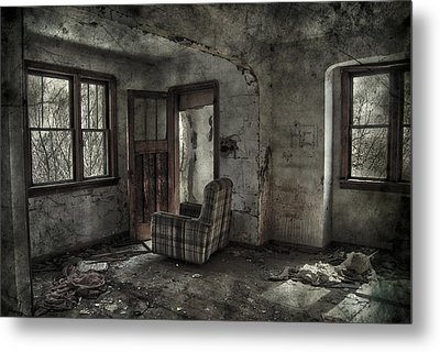 Last Days  Metal Print by JC Photography and Art