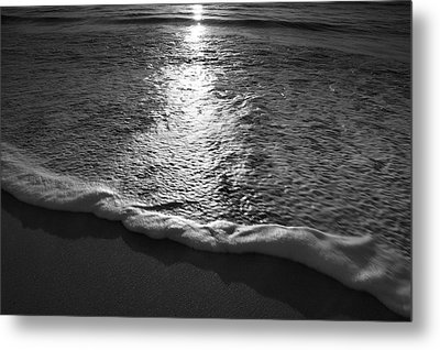 Leading Edge II Metal Print by Steven Ainsworth