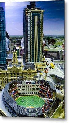 Legoland Dallas I Metal Print by Ricky Barnard