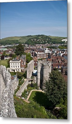 Lewes East Sussex Metal Print by Dawn OConnor