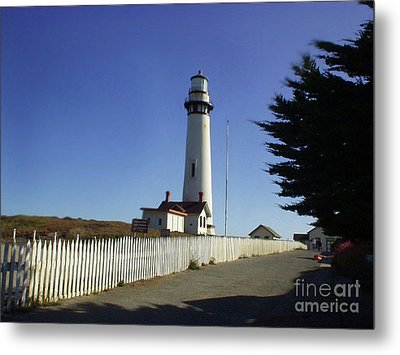 Light House  Metal Print by The Kepharts