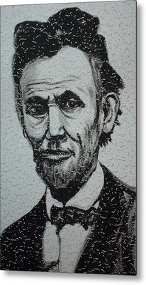 Lincoln Metal Print by Pete Maier