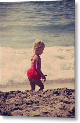 Little Tutu Metal Print by Laurie Search