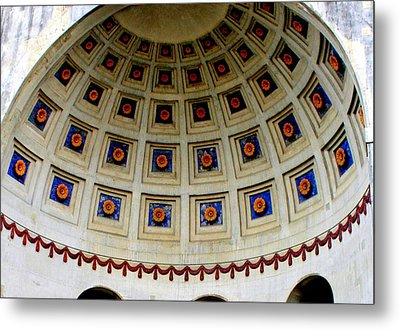 Looking Up Metal Print by Laurel Talabere