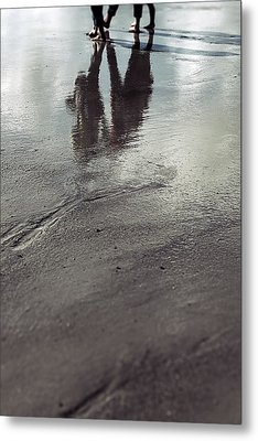 Low Tide Metal Print by Joana Kruse