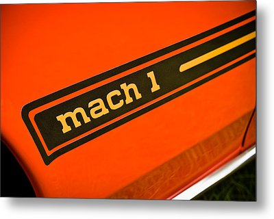 Mach 1 Metal Print by Phil 'motography' Clark