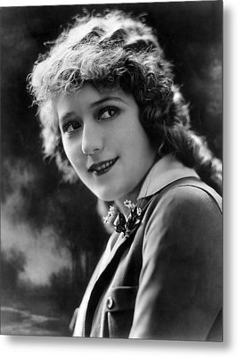 Mary Pickford, Ca. 1920s Metal Print by Everett