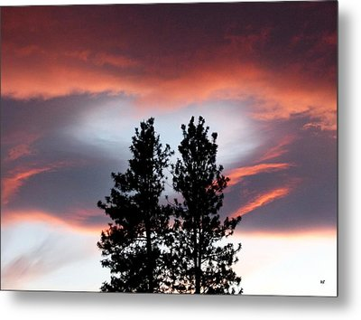 Matchless Moments Metal Print by Will Borden