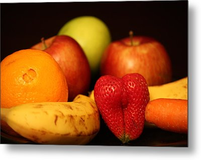 Mid Night Snack Metal Print by Andrea Nicosia