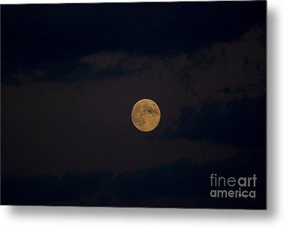 Moon Rising 05 Metal Print by Thomas Woolworth