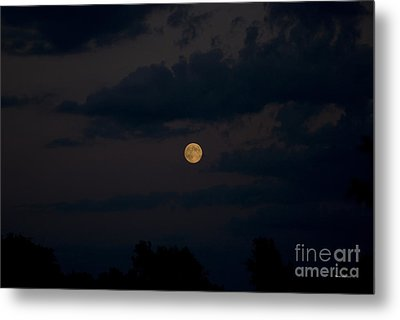 Moon Rising 06 Metal Print by Thomas Woolworth