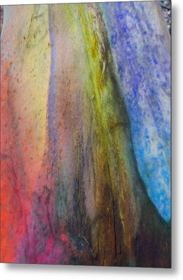Metal Print featuring the digital art Move On by Richard Laeton