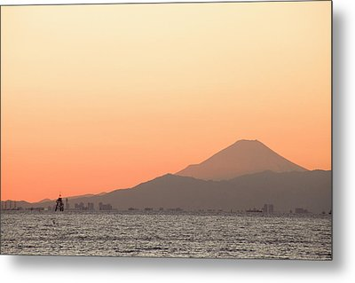 Mt.fuji Metal Print by Sachiko's photography