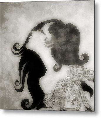 My Prince Will Come For Me 3 Metal Print by Angelina Vick
