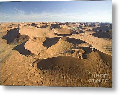 Namib Desert Metal Print by Namib Desert