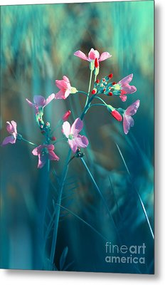 Nature Fantasy Metal Print by Tanja Riedel