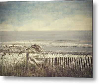 Ocean Breeze Metal Print by Kathy Jennings