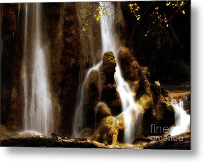 Old Man Rock Metal Print by Keith Kapple