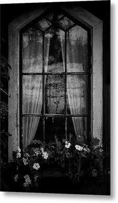 Old Window Metal Print by Micael  Carlsson