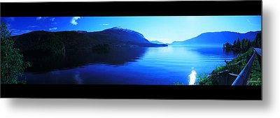 Olden Metal Print by Chad Bromley