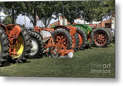 Oldies But Goodies Metal Print by David Bearden