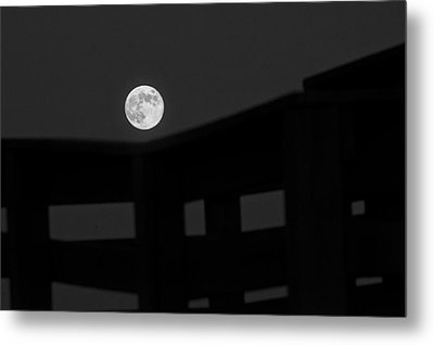 One Small Step For A Man Metal Print by Melany Sarafis