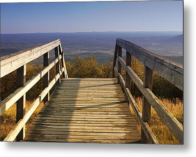 One Small Step For Man Metal Print by Ricky Barnard