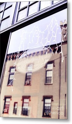Open Metal Print by HD Connelly
