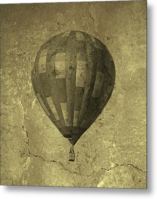 Out There Somewhere Metal Print by Betsy C Knapp