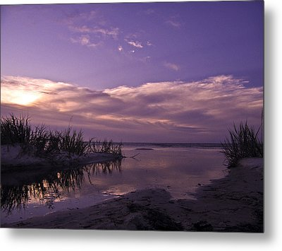Out To Sea Metal Print by Brian Wright