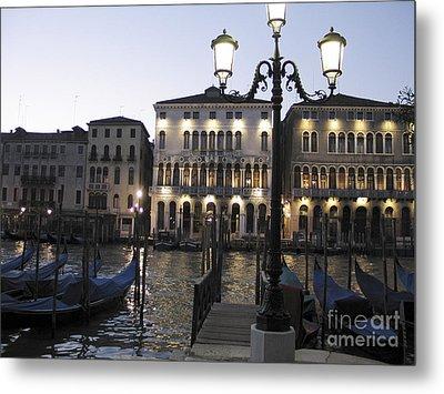 Palace. Venice Metal Print by Bernard Jaubert