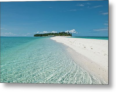 Philippines, Calangaman Island Metal Print by Photo by Karl Lundholm