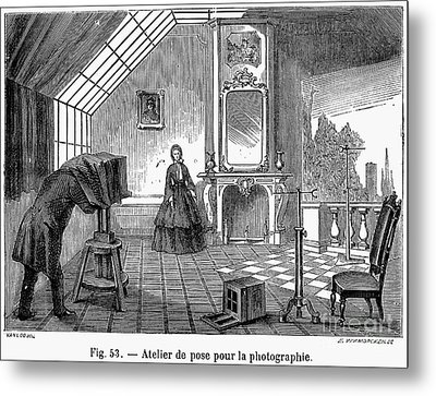 Photography, 1876 Metal Print by Granger