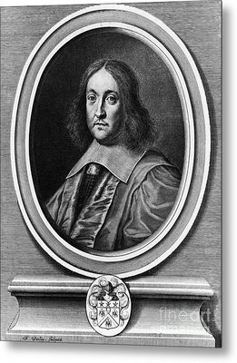 Pierre De Fermat, French Mathematician Metal Print by Photo Researchers, Inc.