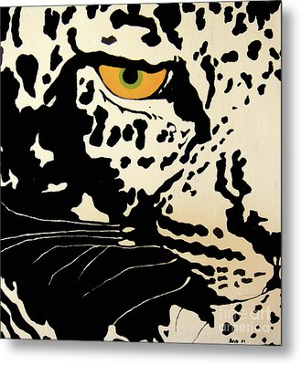 Preditor Or Prey Metal Print by Boyd Art