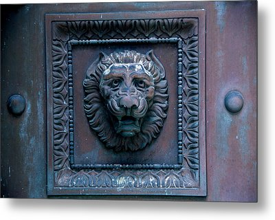 Protector Metal Print by Phil Bongiorno