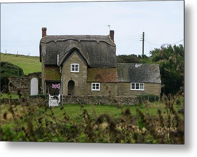 Quintessential England Metal Print by Carla Parris