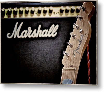 Ready To Play Metal Print by Odd Jeppesen