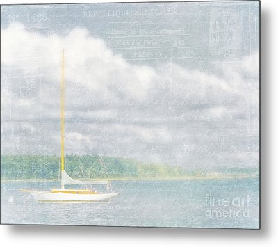 Remembering Ethereal Days Metal Print by Cheryl Butler