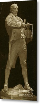 Richard Trevithick, English Inventor Metal Print by Science Source