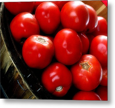 Ripe N Ready Metal Print by Michael Shreves