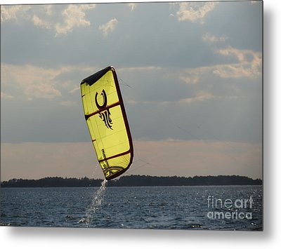 Rise From The Depths Metal Print by Rrrose Pix